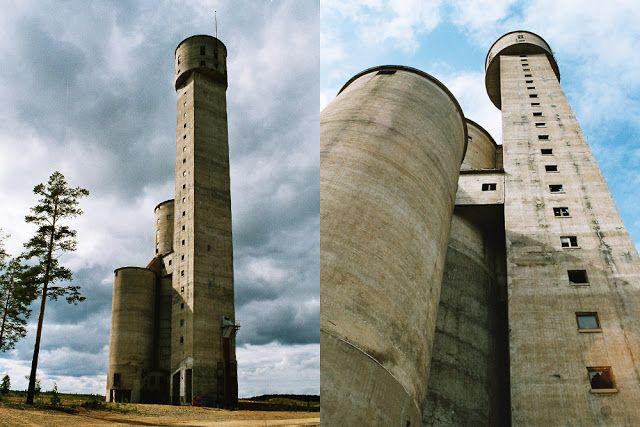 Keretin torni #outokumpu #finland