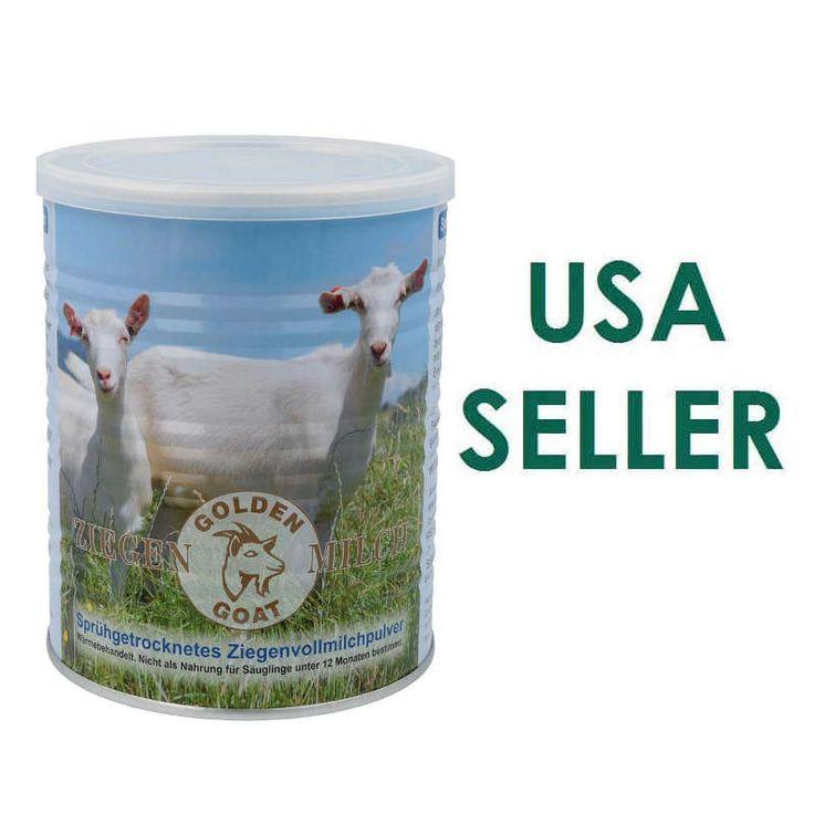 Bambinchen Golden Goat Milk Powder Full-Cream 400g USA Seller