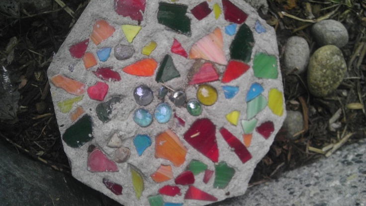 Plaster of paris craft kids 39 art projects pinterest for Crafts using stones