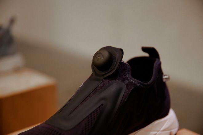 【リーボックが新モデル「ポンプ プラス シュプリーム」を初披露、販路限定し展開へ】