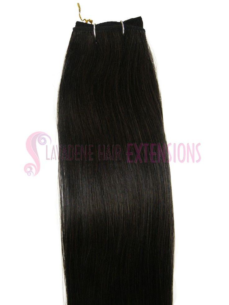 DARKEST BROWN WEFT HAIR EXTENSIONS STRAIGHT http://www.hairextensionsmelbourne.com.au/18-22-dark-light-blonde-weft-hair-extensions-straight.html #HairExtension #Weft_Hair_Extensions #Weft_Hair_Extensions_Melbourne