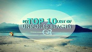 My Top 10 List Of Unspoiled Beaches in the Philippines