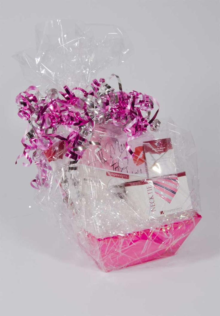 valentine heart basket