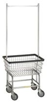 R&B Wire Products | Commercial Laundry Carts, Hampers & Equipment