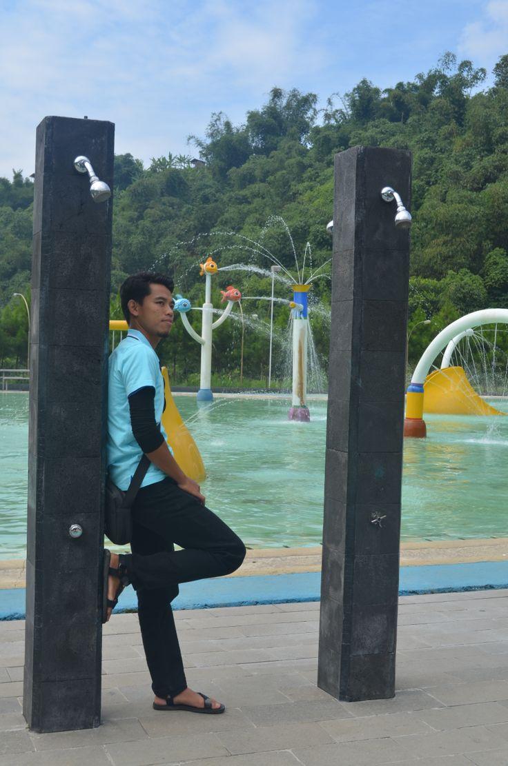 on Kampung Gajah Wonderland, Bandung-West Java, Indonesia