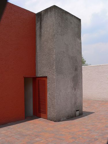 Casa Barragan. Luis Barragan. Mexico City. 1948.  #fotografía                                                                                                                                                                                 Más