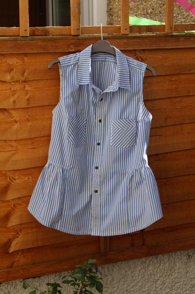 An Alder shirt