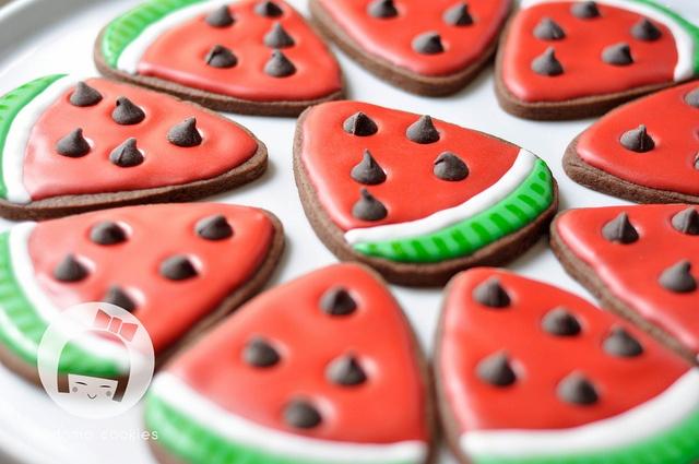 Watermelon Slices!