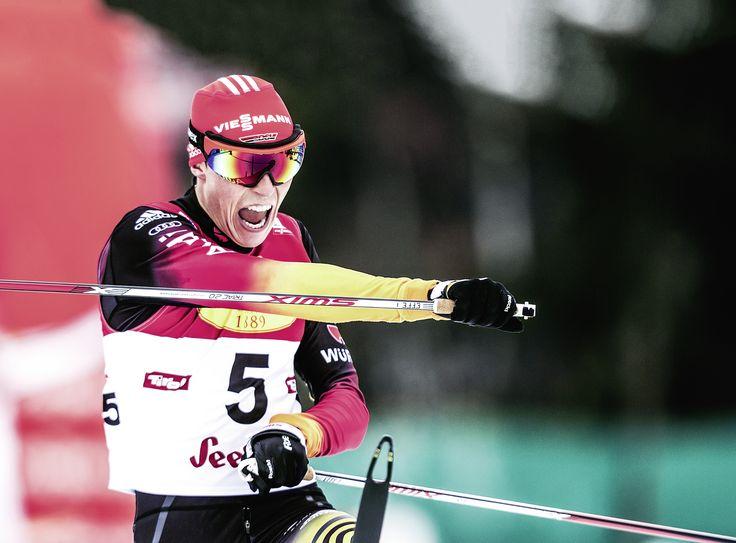 uvex athletes - wintersports // Eric Frenzel