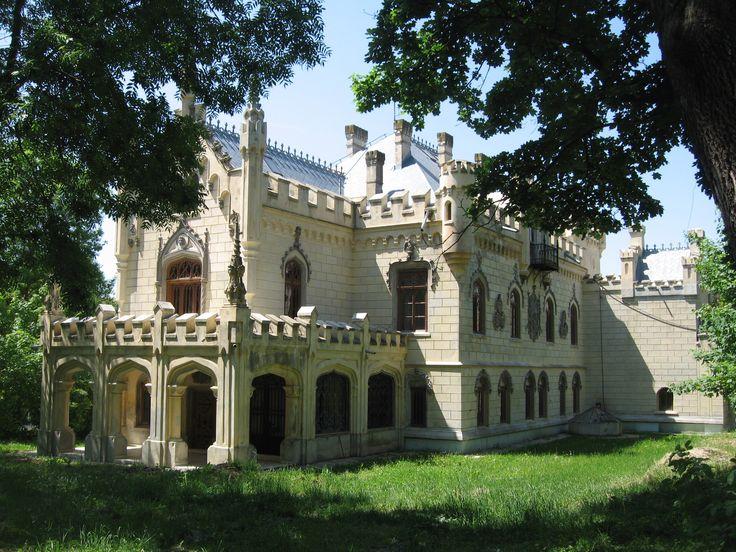 Castelul_Sturdza_din_Miclăuşeni2