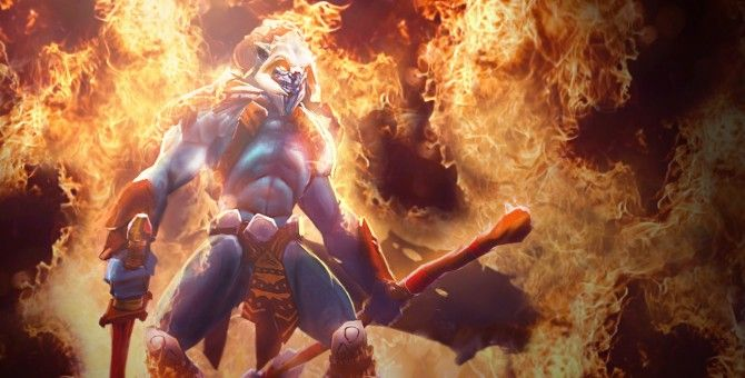 Dota 2 Wiki: The Sacred Warrior