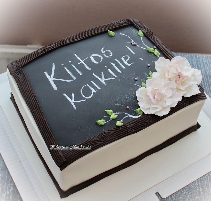 Kiitos-kakku