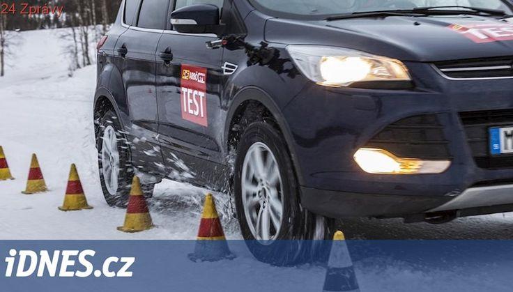 Suverenita SUV je v zimě zrádná. Pohon všech kol zimní gumy nenahradí