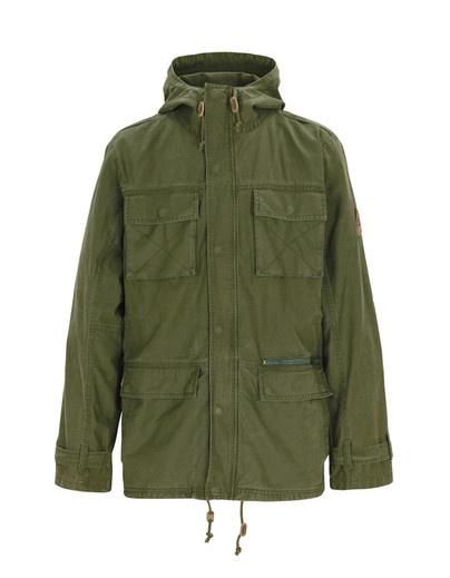 ARCADE | Men's Parka | Spring / Summer Collection 2012 | www.zimtstern.com | #zimtstern #spring #summer #collection #mens #parka #jacket