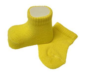 Носочки для детей из хлопка