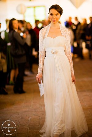 Shop I O S O Y Wedding Gown Grace Long by IOSOY now on nelou.com. Plus 8600 more designs.