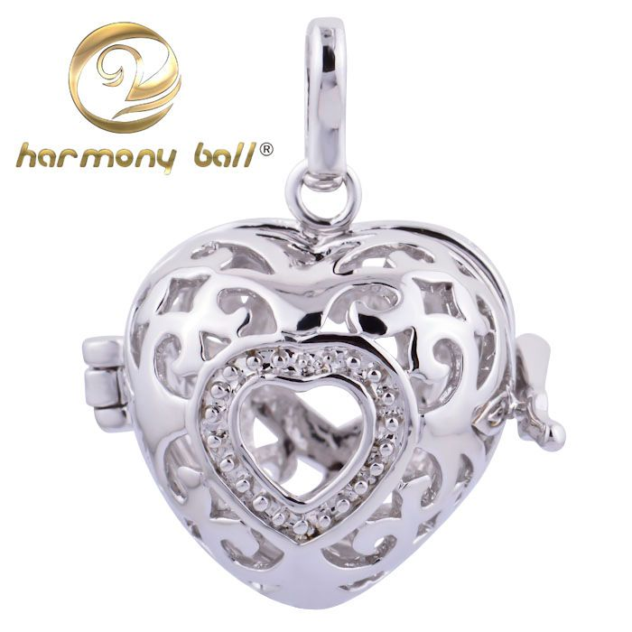 Harmony ball Angel Caller Baby Stainless Elegant Cage Antenatal Training H59-18