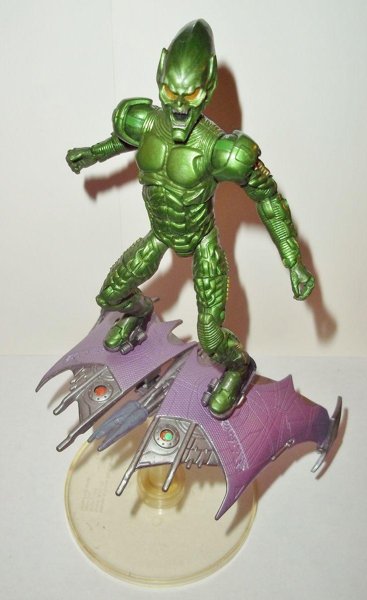 Spider Amazing Green Glider Goblin 2 Man