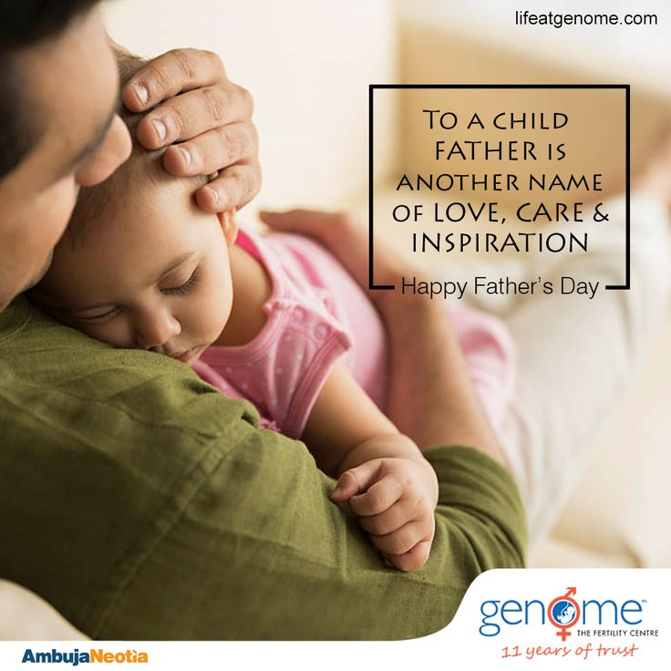 Genome celebrates the spirit of #fatherhood in mentoring, inspiring and caring a #child #HappyFathersDay #fathersday #lifeatgenome #ambujaneotia