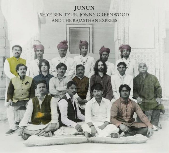 'Junun' is Jonny Greenwood's (Radiohead) soundtrack to the new impressionistic movie by Paul Thomas Anderson. Stream it ahead of release.