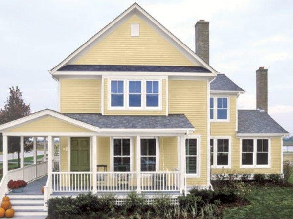 20 Best Exterior Home Paint Color Ideas