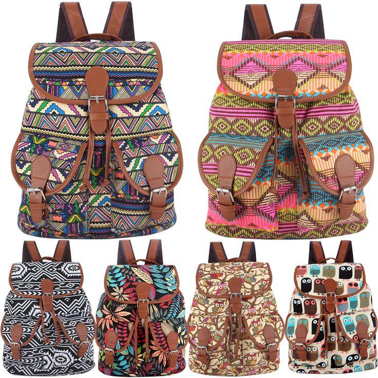 30 цвета эксклюзивный Богемия марочный новое поступление ручной работы печать холст рюкзак рюкзаки сумка женская школьный рюкзак рюкзаки для девочек подростков портфель в школу рюкзак рюкзак для девочки Богемия купить на AliExpress