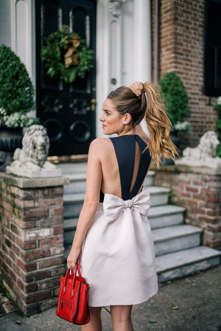 Outfit Details: Kate Spade New York Dress & Heels c/o Zappos Luxury I can't believe Christmas ...