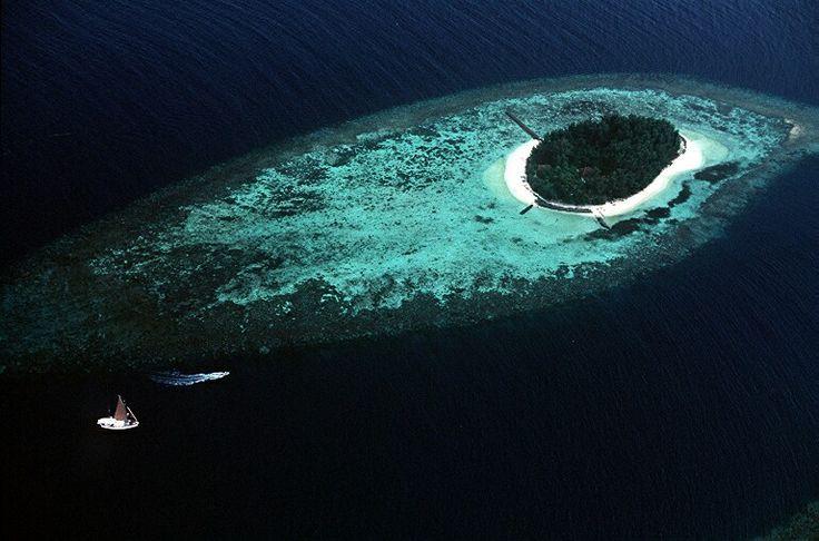 Isle East Indies, Thousand Island, Jakarta