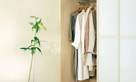 Come organizzare l'armadio dei vestiti in 5 mosse! | La seconda casa non si scorda mai