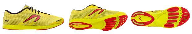 Newton Running MV3 Running Shoe Review - Believe In The Run