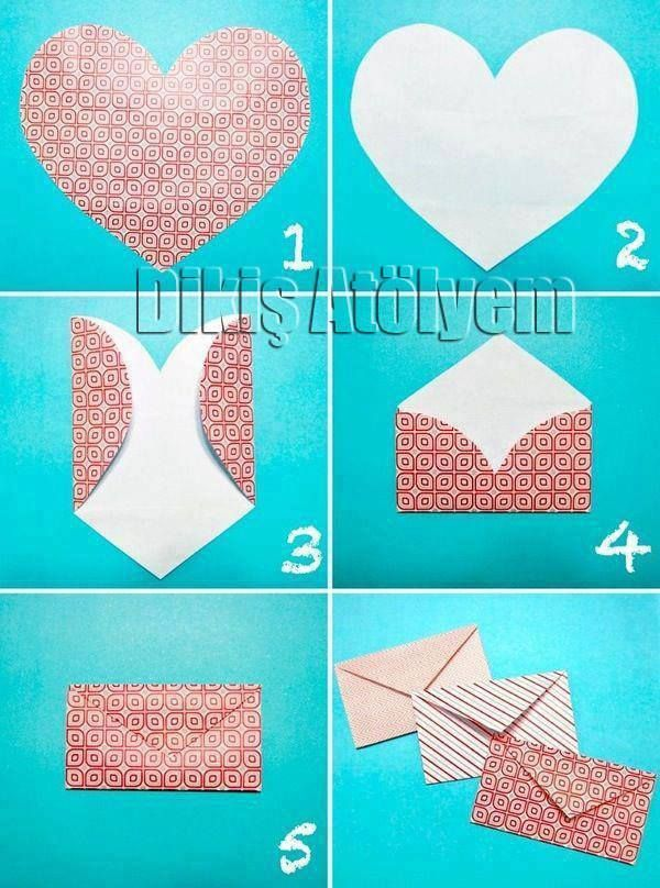kolay zarf yapımı