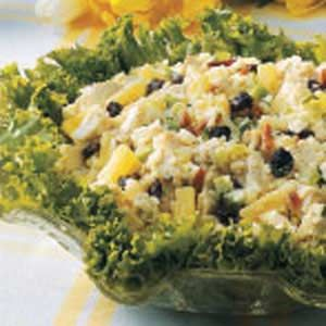 Contest-Winning Curried Rice Salad Recipe -Rice is truly one of the world's most versatile foods. Arkansas is the top rice-producing state in the country, so this recipe surely represents our region.