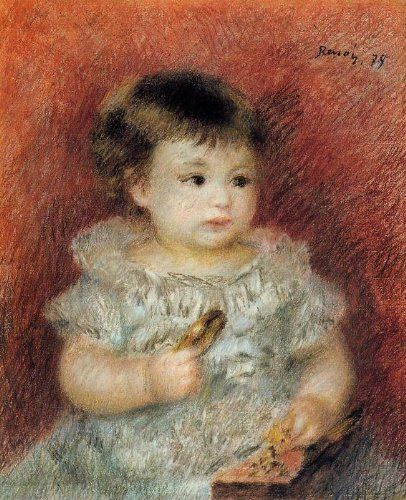 Ritratti bambini dipinti a mano