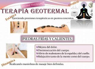 Centro de masajes estetica  y terapias naturales NATURLEON: Masaje y terapia geotermal