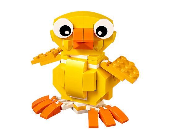 LEGO® Easter Chick | LEGO Shop