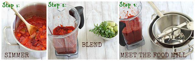 Make Your Own V8 Juice