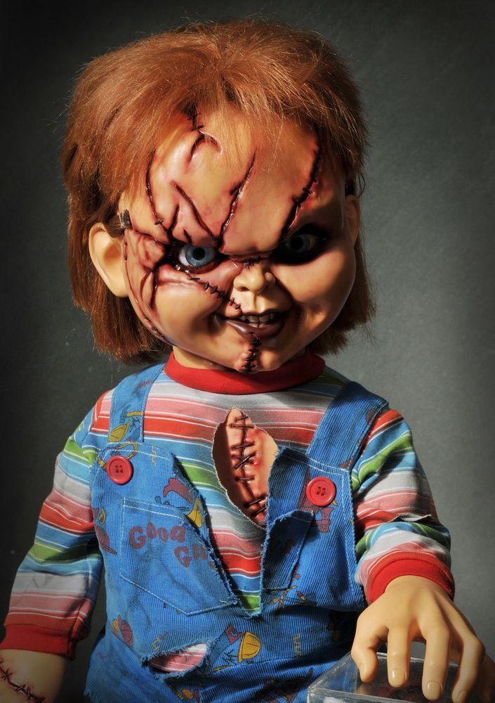 LIFE SIZE CHUCKY DOLL DREAM RUSH | I love Chucky ( the
