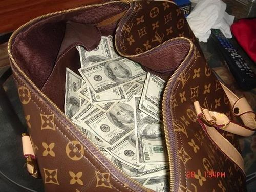 here is your lottery money, but you don't need it because you were already rich before you won the lottery lol