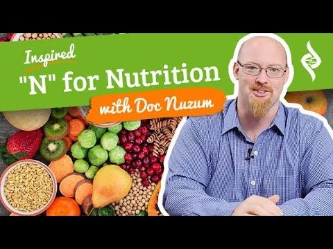 Did You Know That Most Of Us Are 80 90 Deficient In The Basic Nutrients That Our Body Needs In This We Talk To Doc Nuzum About Nutritio