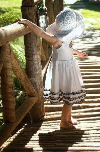 Como fazer uma saia poodle para criança | eHow Brasil