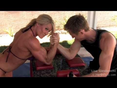 Think, that cute mixed busty armwrestling share