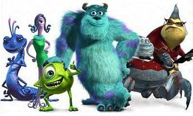 Monsters Inc. Characters > Disney Clipart > Disney-Clipart.com