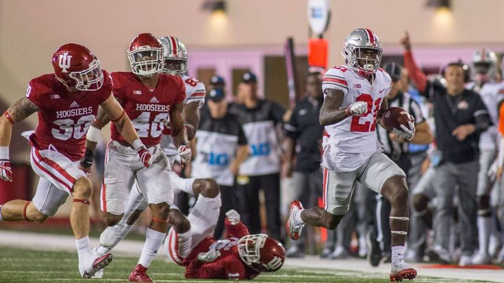 Ohio State's new offense is just getting started #FansnStars