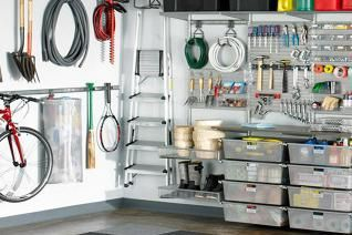 Tips to organize your garage - On my todo list for spring/summer