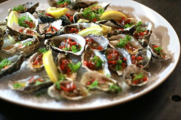 Oysters Catering