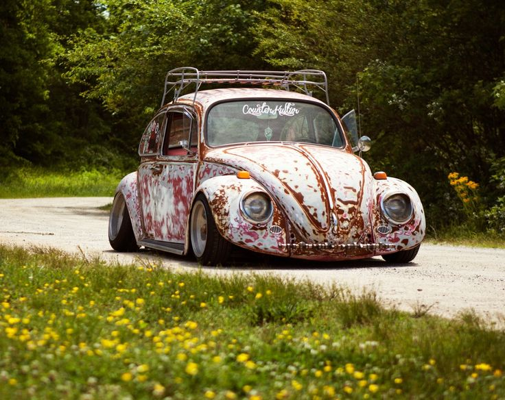 VW Beetle | Rat Rod