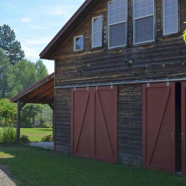 Old Barn Wood Doors | Barnwood | Pinterest