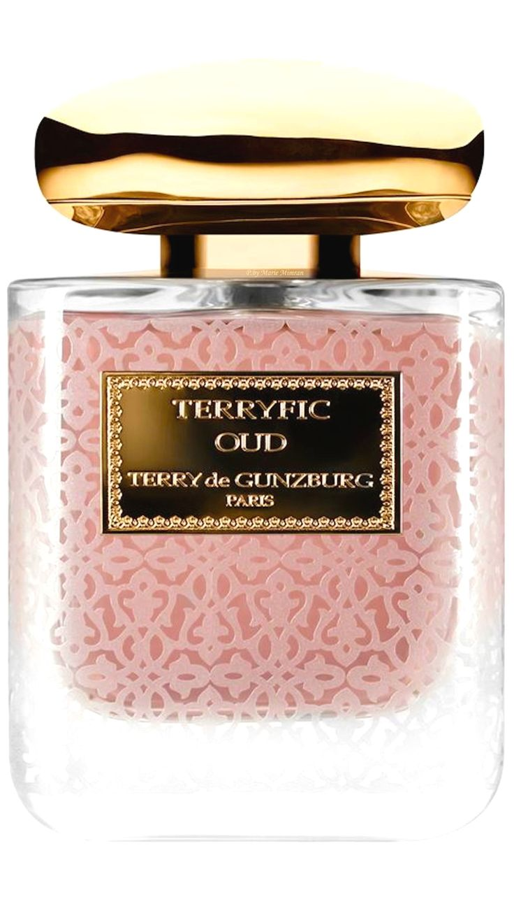 Terry de Gunzburg-Terryfic Oud THE THRILL OF NEW SCENTS 30-Day Supply of any Designer Fragrance Every Month for Just $14.95