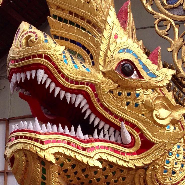 Wat Phra Singh temple - Chiangmai