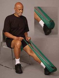 Exercises for Plantar Fasciitis | Exercise Program Thera-Band Academy
